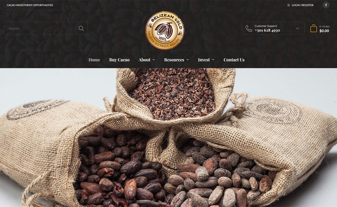 Belize Cacao