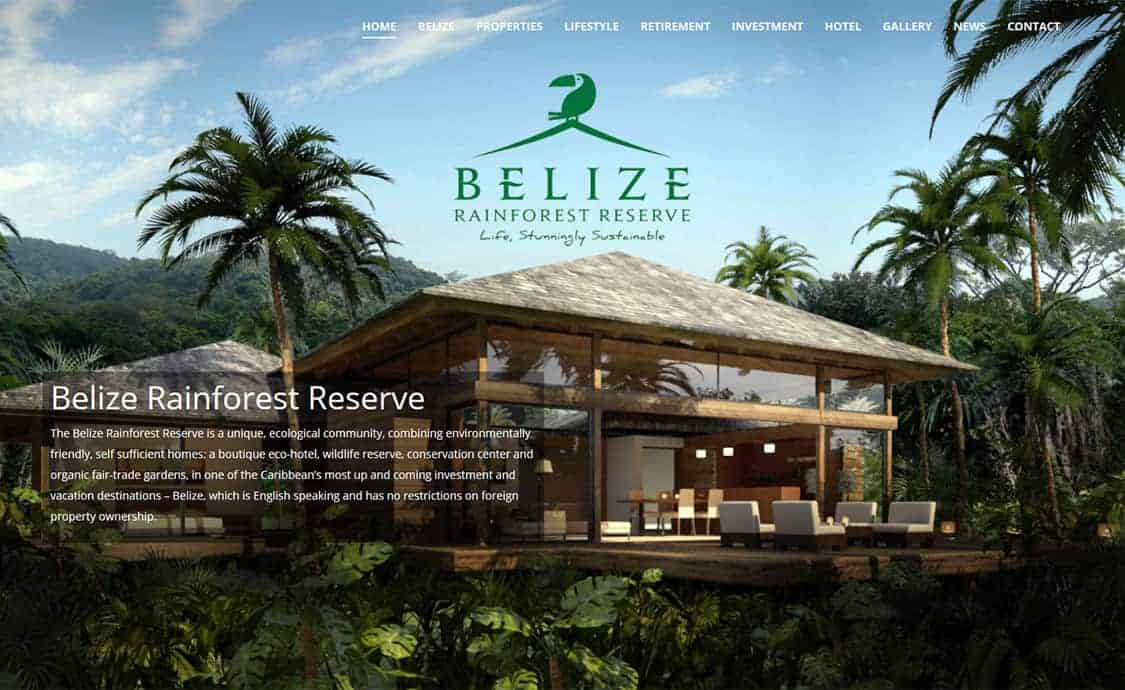 Belize Rainforest Reserve