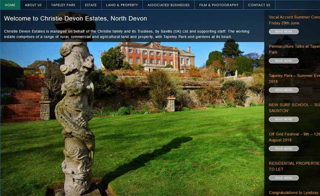 Christie Devon Estates