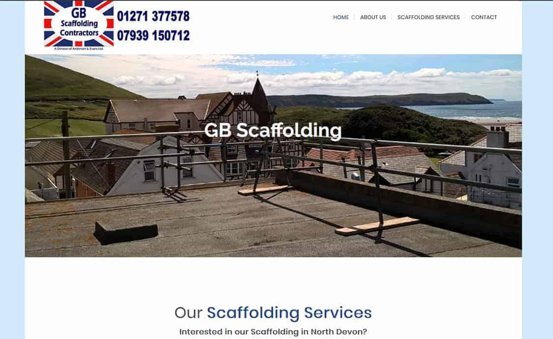 GB Scaffolding