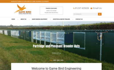 Game Bird Engineering