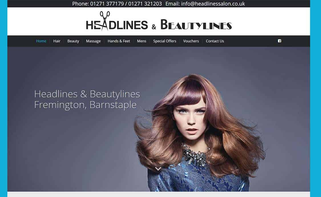 Headlines & Beautylines