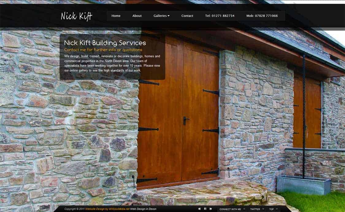 Nick Kift Building Services
