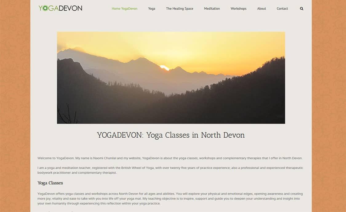 Yoga Devon