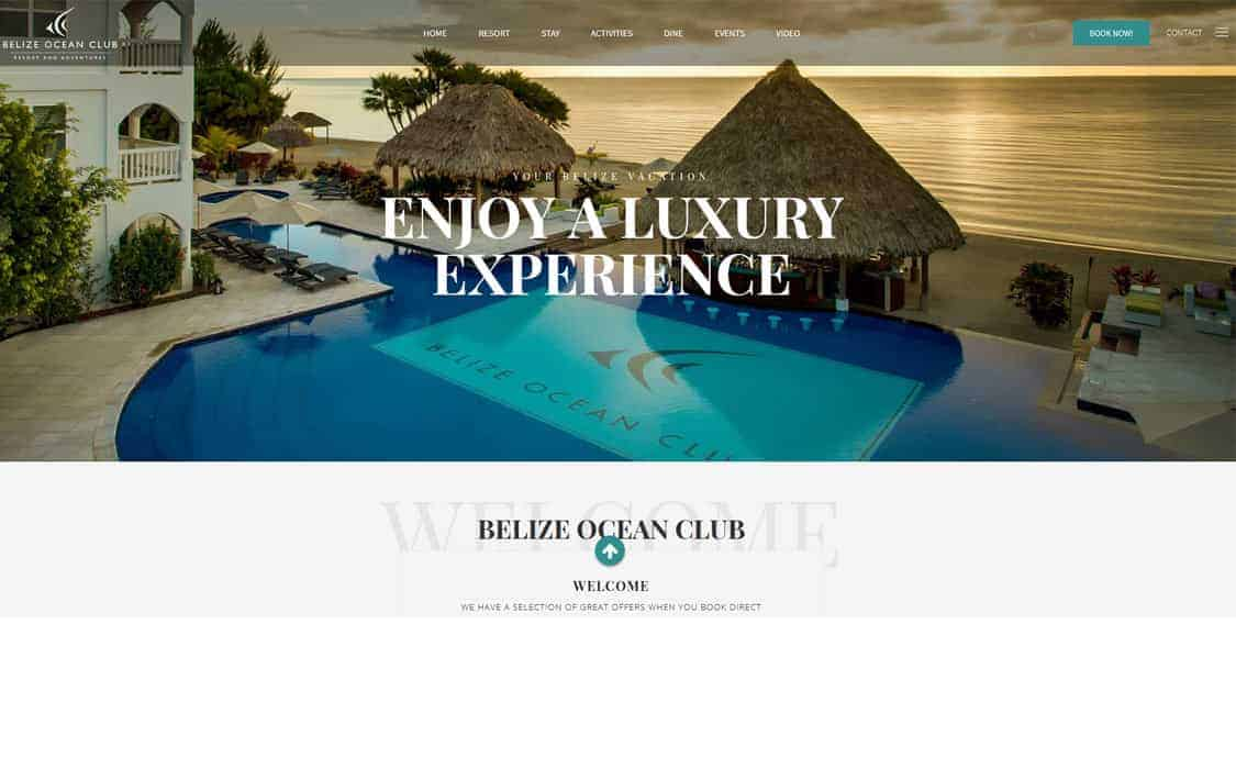The Belize Ocean Club