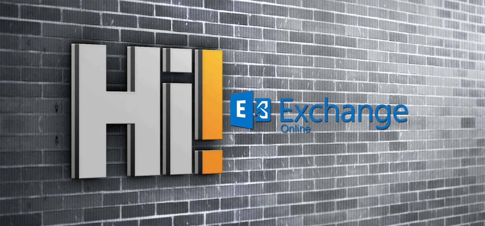 Moving Emails to Microsoft Exchange